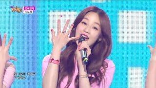 【TVPP】Park Boram - Celepretty, 박보람 - 연예할래 @ Show Music Core Live