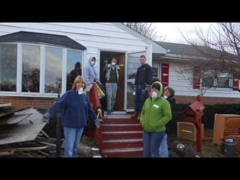Superstorm Sandy-1 year anniversary Looking back