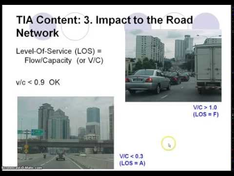 Traffic Impact Assessment