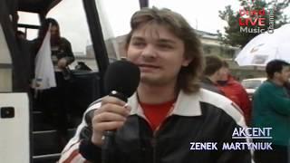 Zenon Martyniuk niepublikowane video 1997