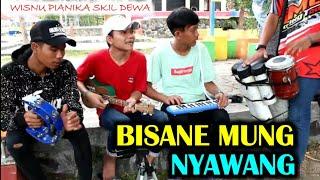 Download Video Bisane Mung Nyawang - Pengamen Montal Mantul, Rubah formasi Vokalis dan Kecrik MP3 3GP MP4