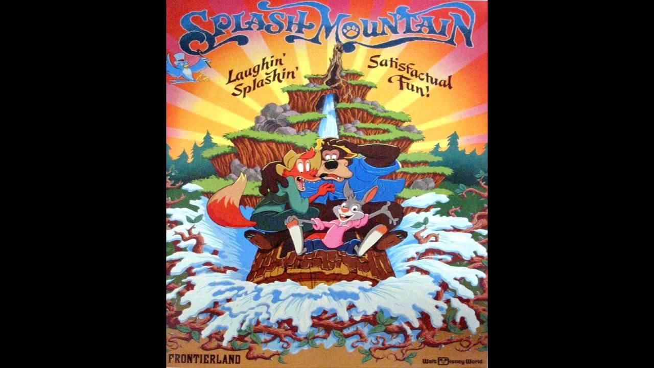 Splash Mountain Music How do You do - YouTube
