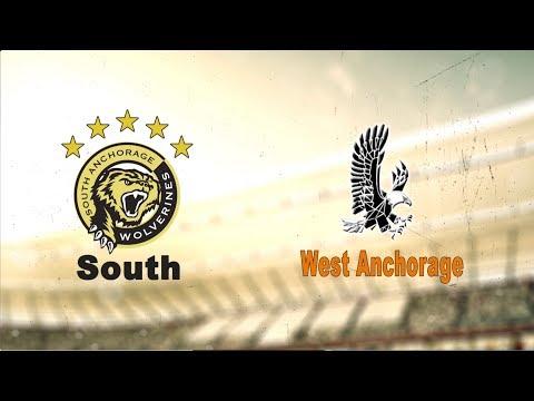 West  5-4  South (boys)