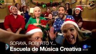 All I want for Christmas.... Con Soraya Arnelas y