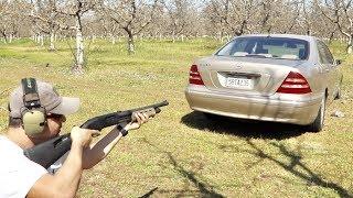 Mercedes Benz S Class Bulletproof?