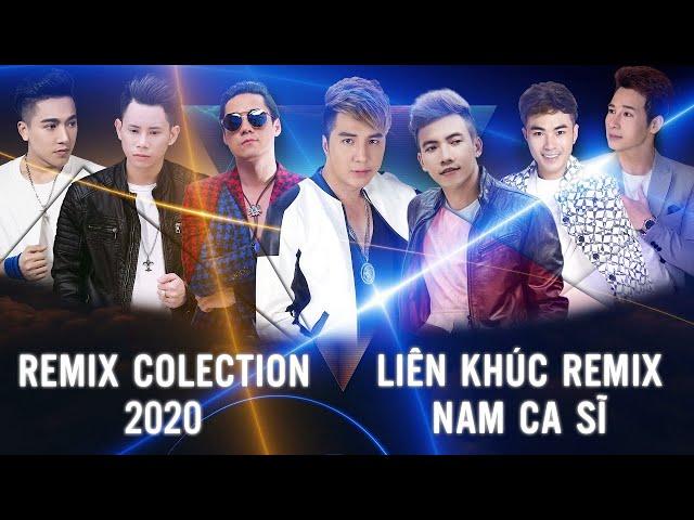 Liên Khúc Nhạc Trẻ Remix Hay Nhất 2017 - Những Ca Khúc Nhạc Trẻ Remix Hay Nhất Nam Ca Sĩ 2017