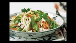 Cabbage Salad, Fresh Salad, Indian Salad, Patta Gobhi Salaad, Fast Preparation