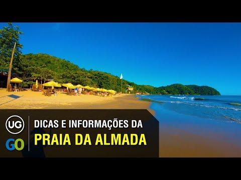 Praia da Almada, Ubatuba - Dicas e informações durante caminhada na orla