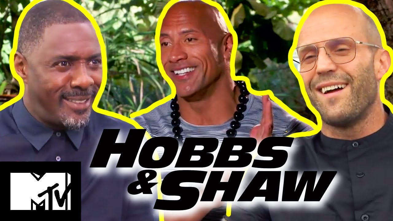 Download Hobbs & Shaw Cast Play How Well Do You Really Know Each Other   MTV Movies