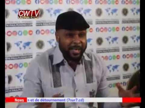 Download Reportage «La vérité va éclater» - Extrait Conférence de presse | Révérend Paul Mukendi