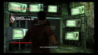 SAW: The Video Game (PC) Walkthrough Part 4 [Oswald]