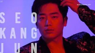 SEO KANG JUN 서강준 - 'GQ' 화보촬영 비하인드