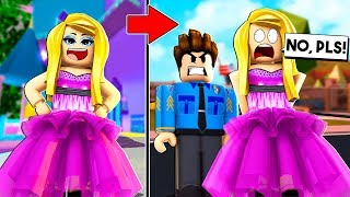 PRINCESS GOES TO PRISON - HOW DID THIS HAPPEN!? (Roblox)