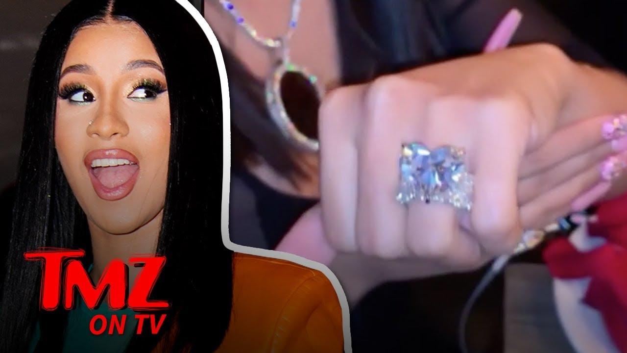 Cardi B's 27th Birthday Included A Massive Gift | TMZ TV