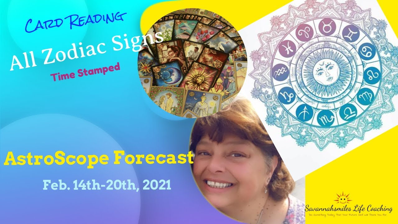 What You Have To Let Go Of To Be Successful! AstroScope Forecast/All 12 Signs! Feb. 14 - 20, 2021