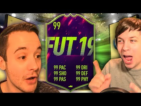 I GOT A NEW FUTURE STAR AND HE'S INCREDIBLE!!! - FIFA 19 ULTIMATE TEAM PACK OPENING