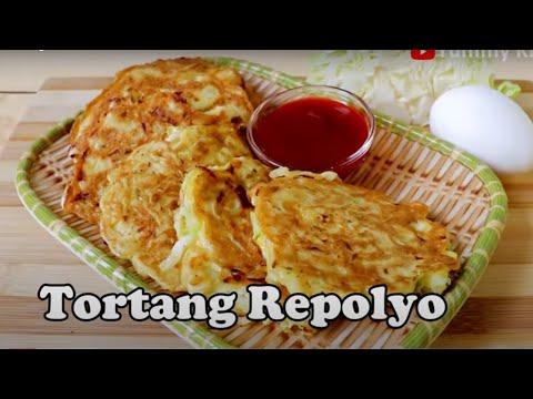 Cabbage Omelette   Tortang Repolyo, Masarap   Madali Lang