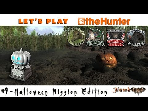 Let's Play #9 - Halloween Mission Edition