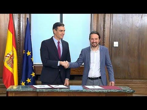 Pedro Sánchez preparado para governar