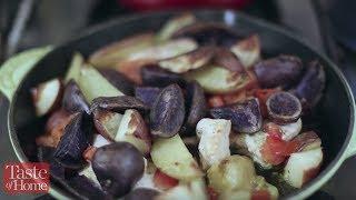 Lemon Chicken And Potatoes Recipe