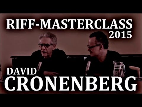Dino De Laurentiis & the Ghost of Steve Jobs - David Cronenberg Masterclass - RIFF (2015)