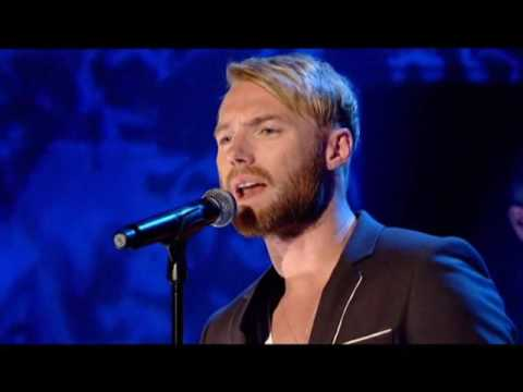 RONAN KEATING ALAN TITCHMARSH NOV 09 STAY