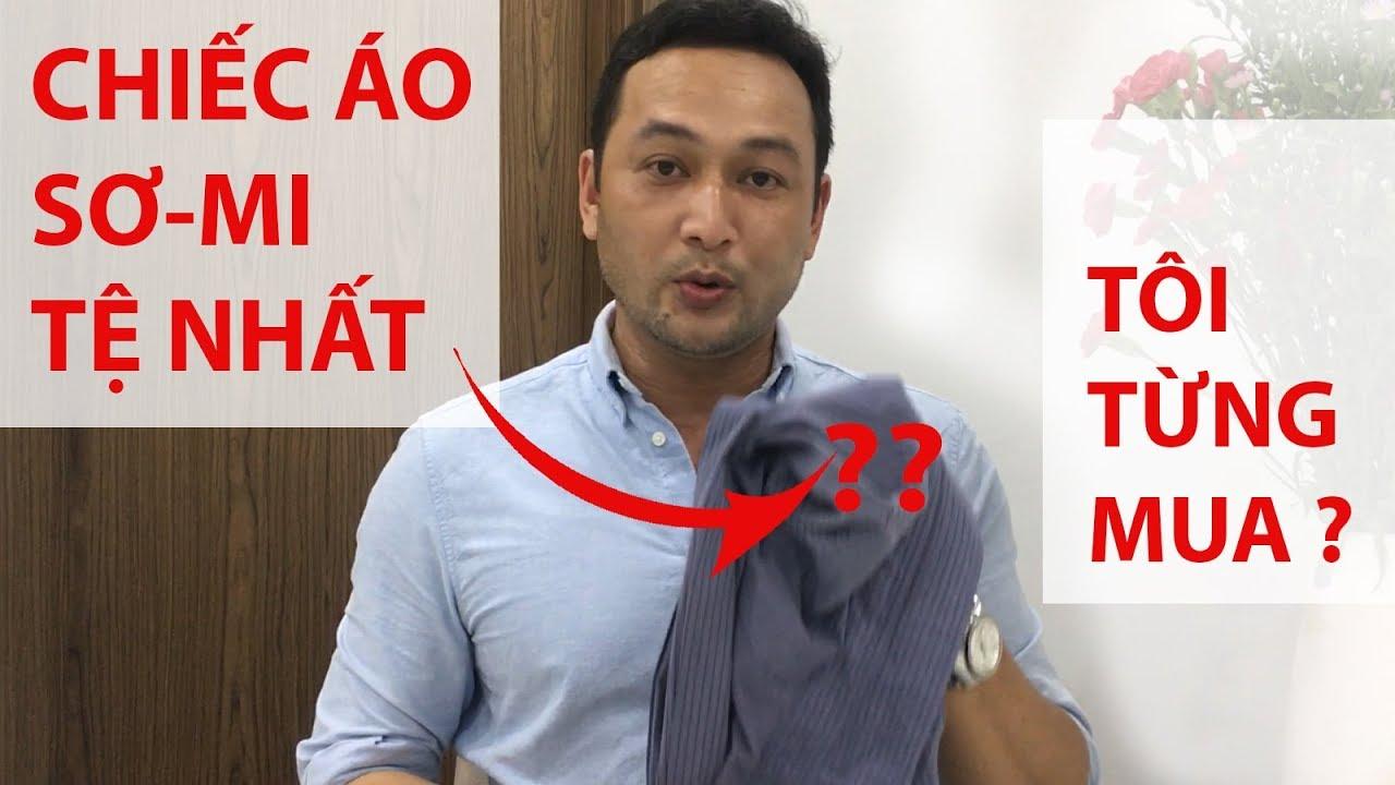 Lựa chọn áo sơ mi cho nam – Các điểm cần lưu ý – PhongCachNam.com