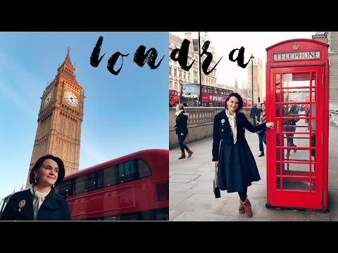 Vlog de calatorie: Londra | Februarie 2017