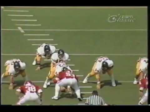 Onside Kick *THEN* Jeff Hostetler TD To Darrell Miller vs. Oklahoma (1982)