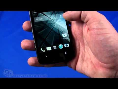 HTC Desire 500 unboxing video