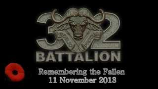 32 Battalion LEST WE FORGET