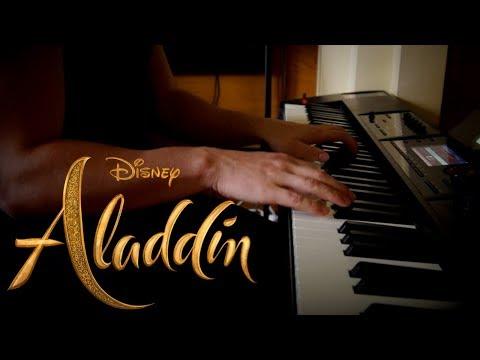 Speechless - Naomi Scott - Aladdin 2019  Piano Cover
