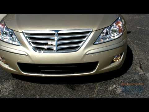 2011 Hyundai Genesis Sedan 4.6L Ultimate Edition