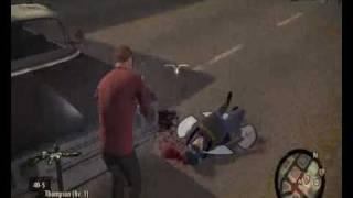 The Godfather II pc gameplay massacre