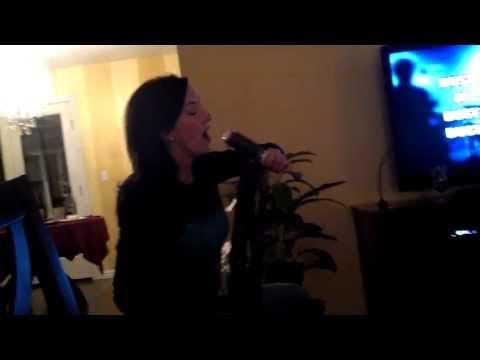 11/10/12 - Katie's Karaoke Housewarming