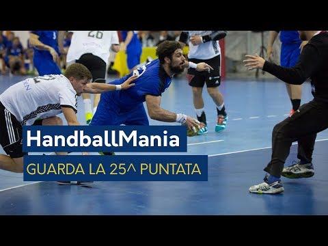 HandballMania - 25^ puntata [28 marzo]