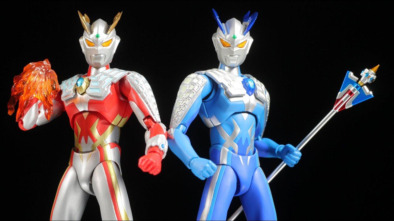 Ultraman Zero New Form Ultraman Zero Shining ...
