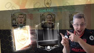 Icons Are in FIFA Mobile 18! FIFA Mobile Icons Bundle Plus Icon Michael Owen Gameplay!