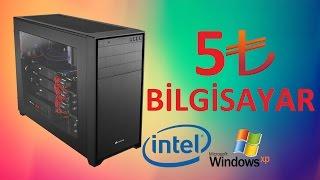 5TL'ye Bilgisayar Toplama