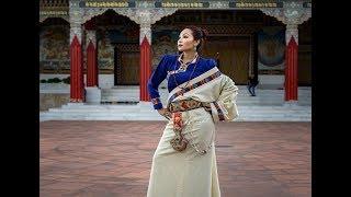 Tibetan new song Bodhpey Phosar by Tenzin Donsel