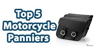 Motorcycle Panniers Reviews - Top 5 Best Motorcycle Panniers