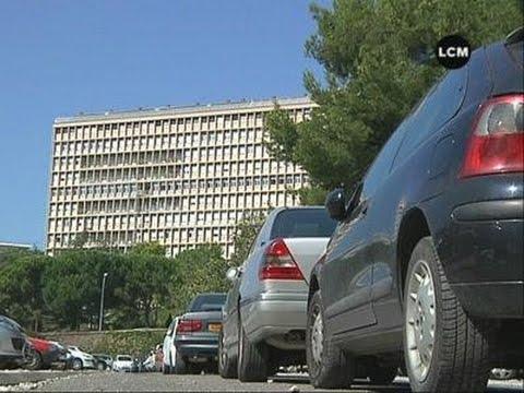 Un nouveau parking pour l'hôpital nord de Marseille