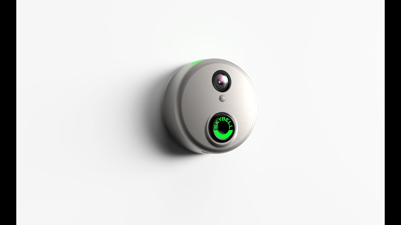 Skybell Hd Video Doorbell - See Who U0026 39 S At Your Door