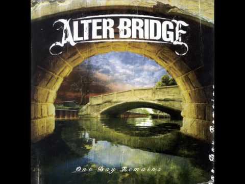 Alter Bridge - Shed my Skin + Lyrics