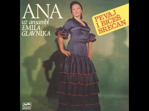 Ana Milosavljevic - Praznik u Meksiku - ( Audio )