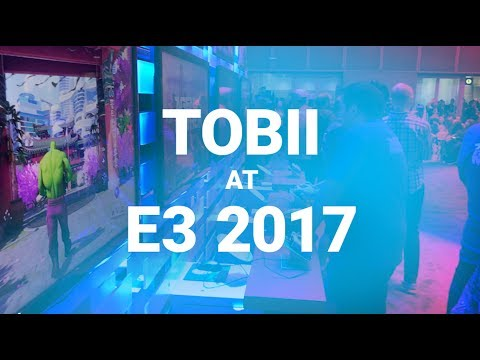 Agents of Mayhem's Technical Director on the latest from E3 2017 | Tobii Gaming Updates Ep.4