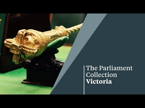 The Mace - The Parliament Collection Victoria