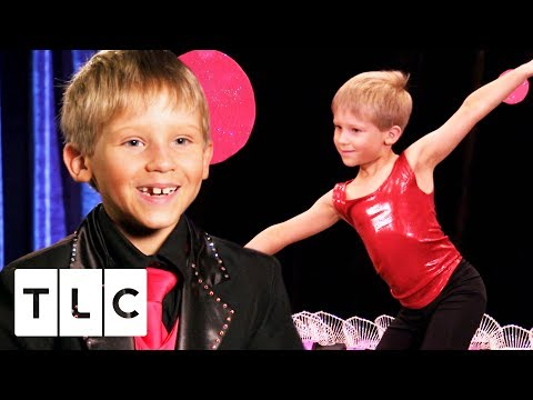 Pageant Prince Lets Out His Inner Diva At The Glitz Pageant   Toddlers & Tiaras