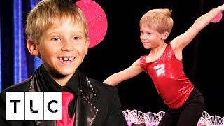 Pageant Prince Lets Out His Inner Diva At The Glitz Pageant | Toddlers & Tiaras