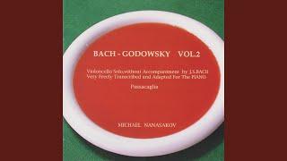 Cello Suite No. 5 in C Minor, BWV 1011: VI. Gavotte I (Trans. for Piano by Leopold Godowsky)